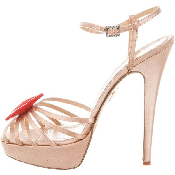 Pre-owned - Sandal Charlotte Olympia ZUeW1YXcK