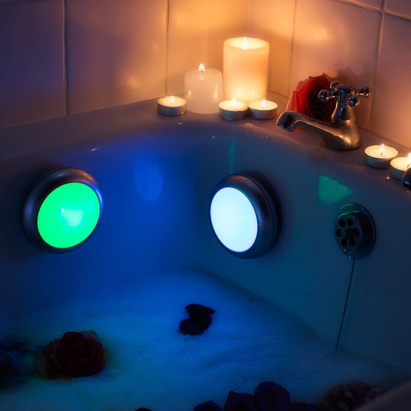 Colour Changing Spa Lights Buy From Prezzybox Com Spa Lighting