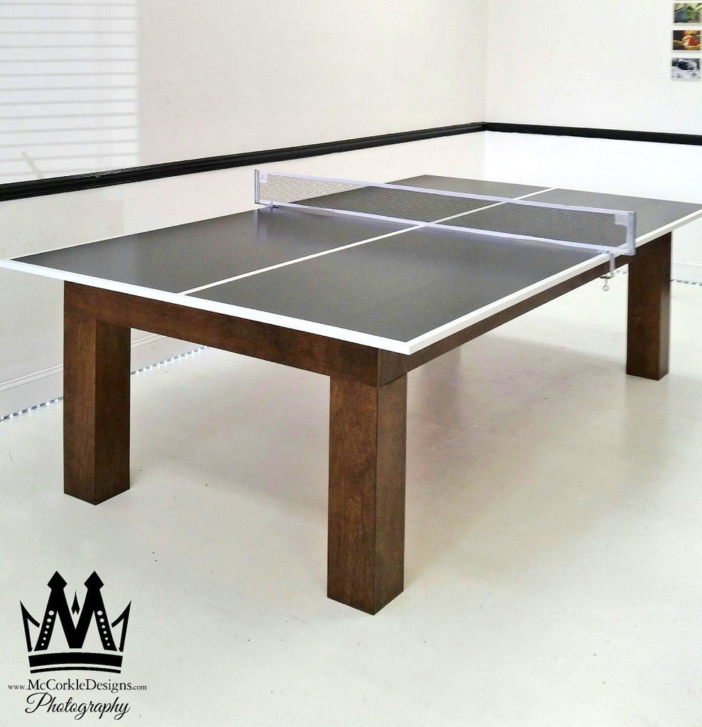 Ping Pong Tennis Table Game Tennistable By Mccorkledesigns On Etsy Ping Pong Table Ping Pong Table Top Ping Pong Tables