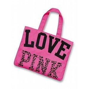Bag Victorias Secret Love Pink