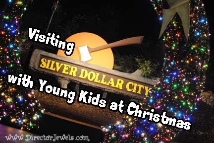 Tips and Tricks for Visiting Silver Dollar City with Young Kids