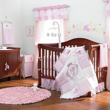 Disney Princess Nursery, Disney Princess Crib Furniture