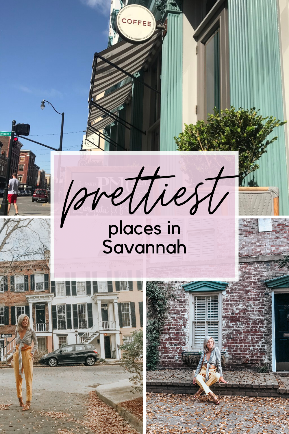 A Local S Guide To Savannah Fun Things To Do In Savannah Savannah Chat Travel Savannah Places To Go