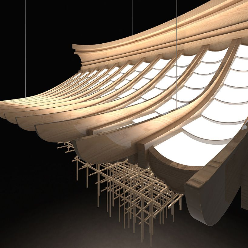 Disappearing Great Roof in 2020 | Ceiling design, Modern ...