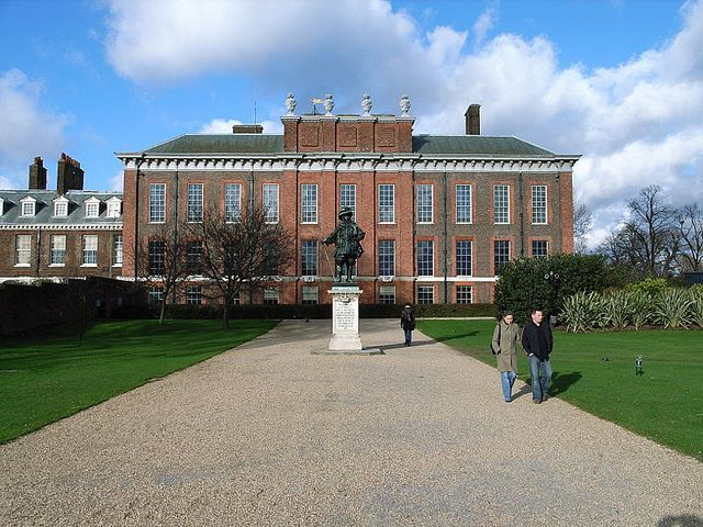 Kensington Palace Walking Tour