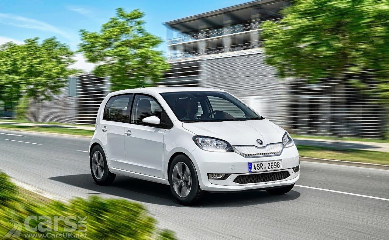 Electric Skoda Citigo E Iv Officially Revealed Cars Uk Electric