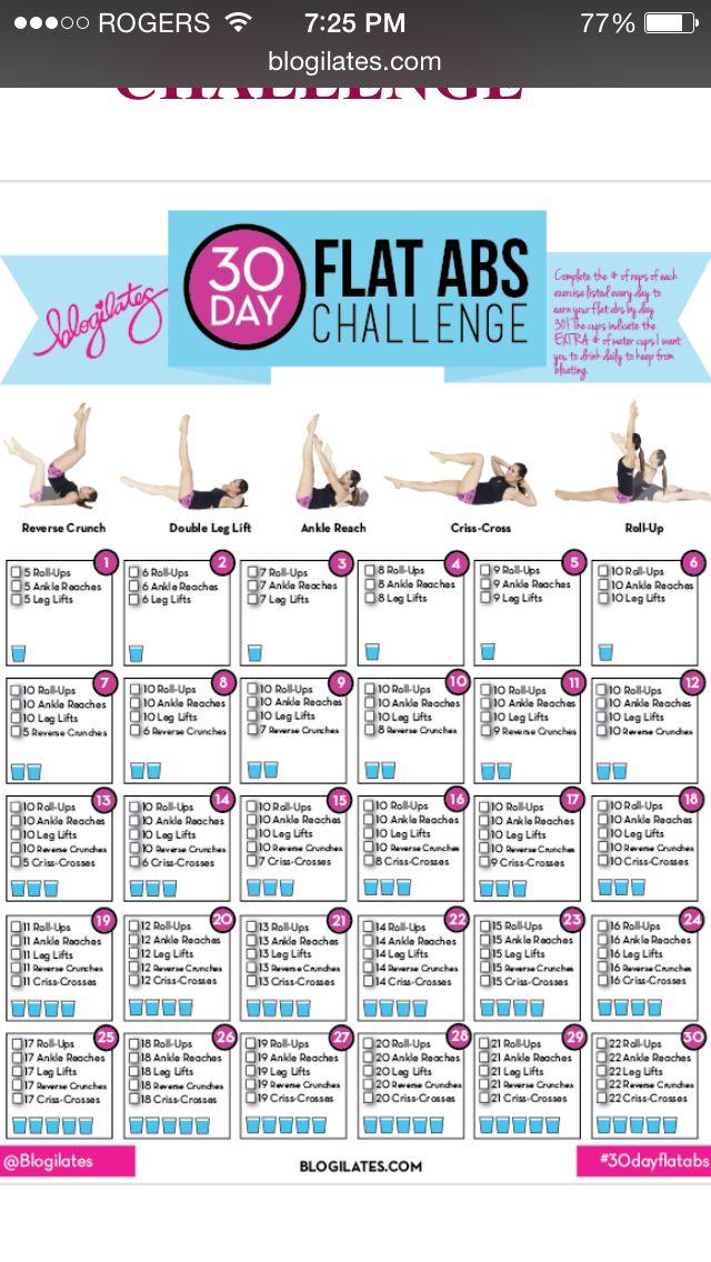 blogilates workout calendar health pinterest fitness workout