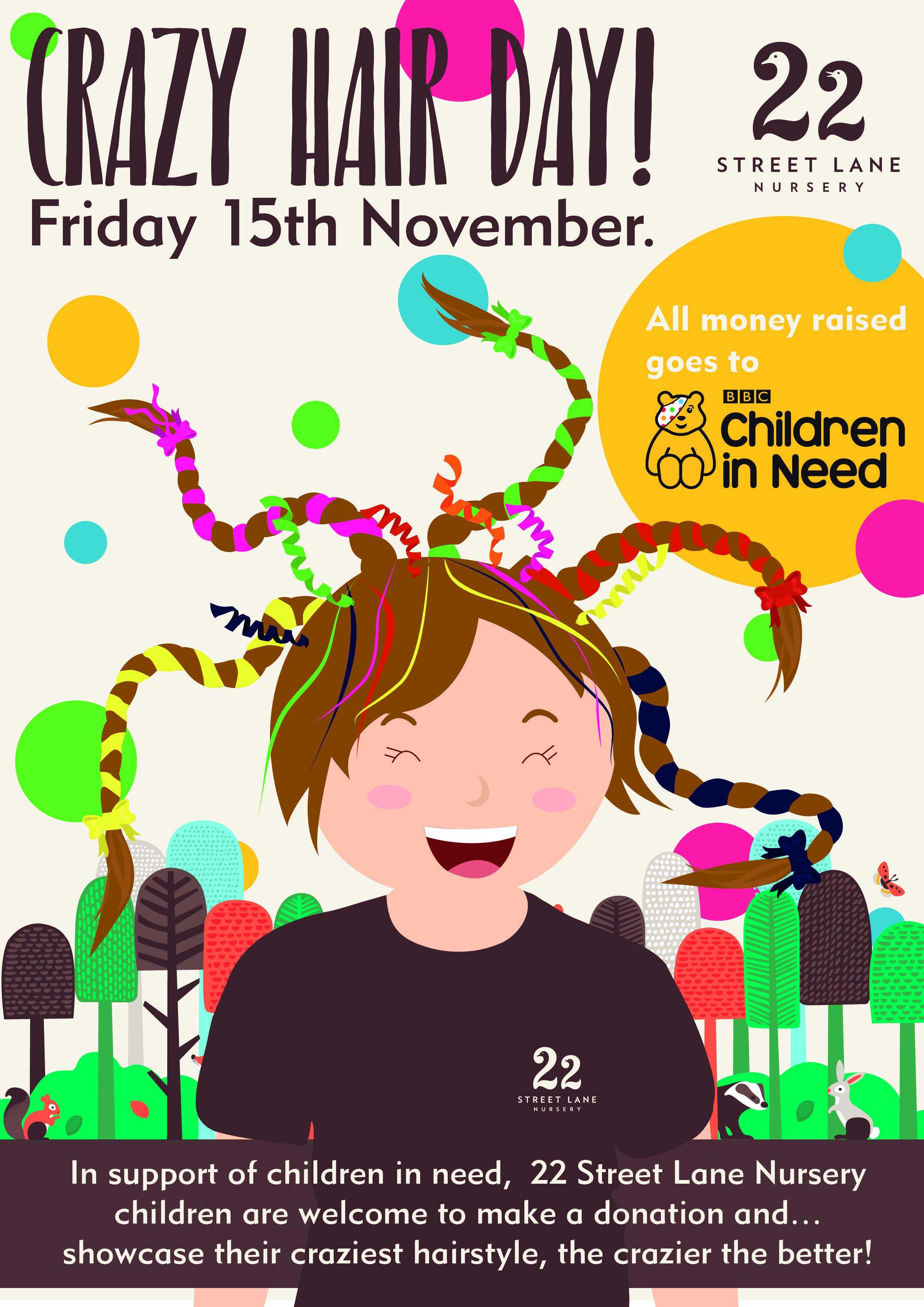 Children In Need Poster Children In Need Nursery Poster Artwork