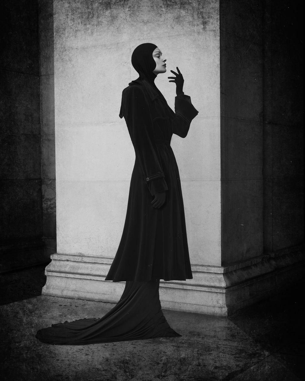 Elizaveta Porodina | Darkling | fashion and fine art photography