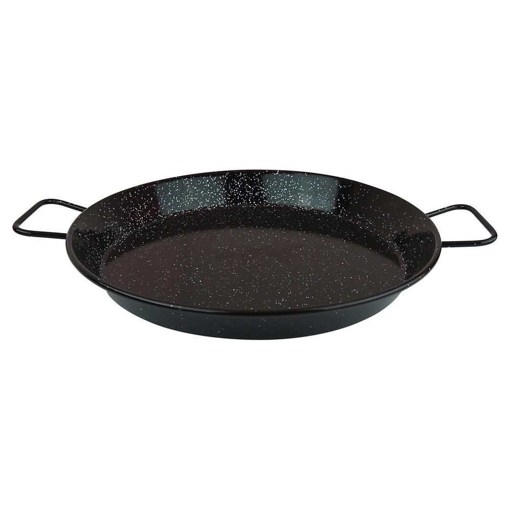24cm Garcima 9-1//2-Inch Carbon Steel Paella Pan