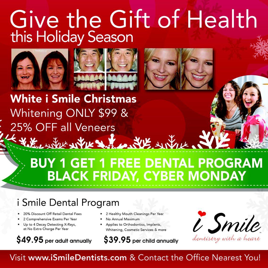 Smile Dental, Free Dental, Black
