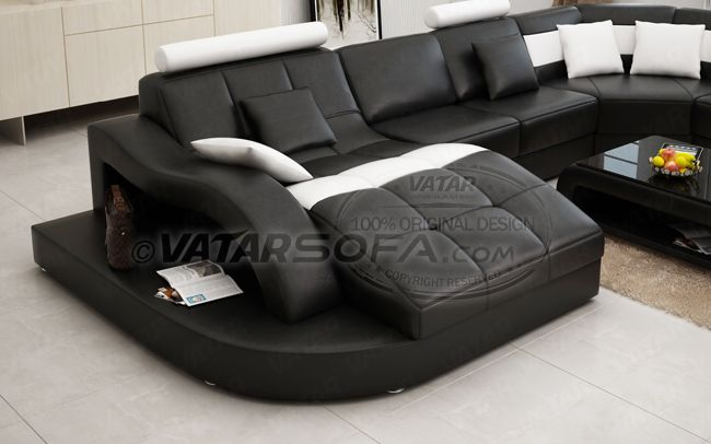 Incredible Lazy Boy Leather Recliner Sofa Vatar H2217