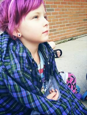 kids with dyed hair - - Yahoo Image Search Results