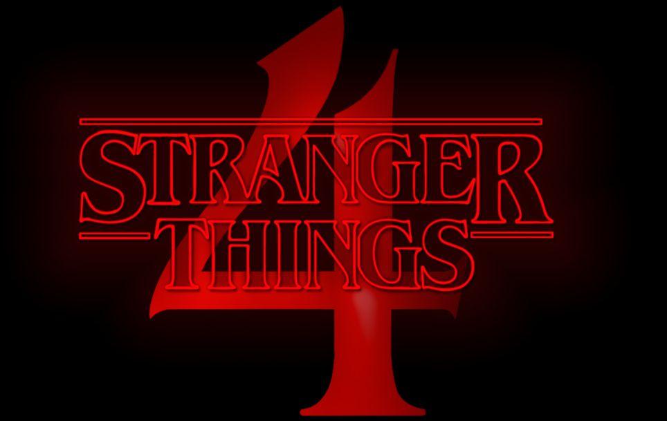 Stranger Things 4 Logo Transparent Background Png Format Mundo