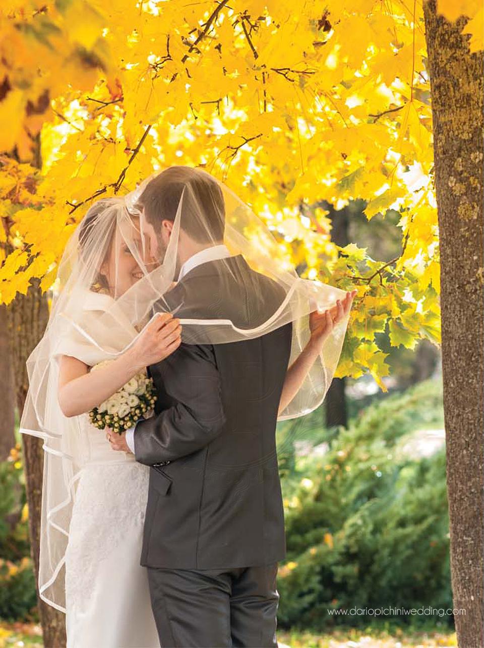 Wedding in Autumn, in the beautiful Tuscany - www.dariopichiniwedding.com