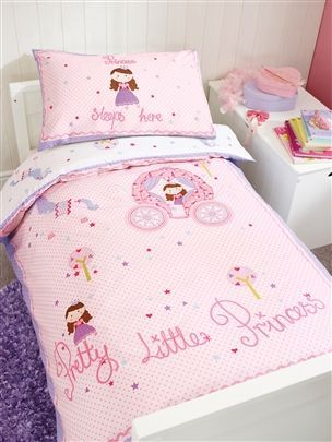 Buy Princess Carriage Toddler Bed Set From The Next UK Online Shop