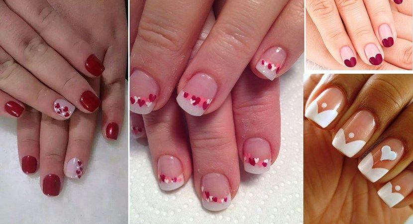 Diseños de uñas fáciles, románticos y a la moda   Diseños de uñas ...