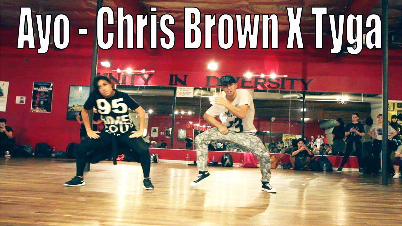 Ayo dance video mattsteffanina choreography choreo