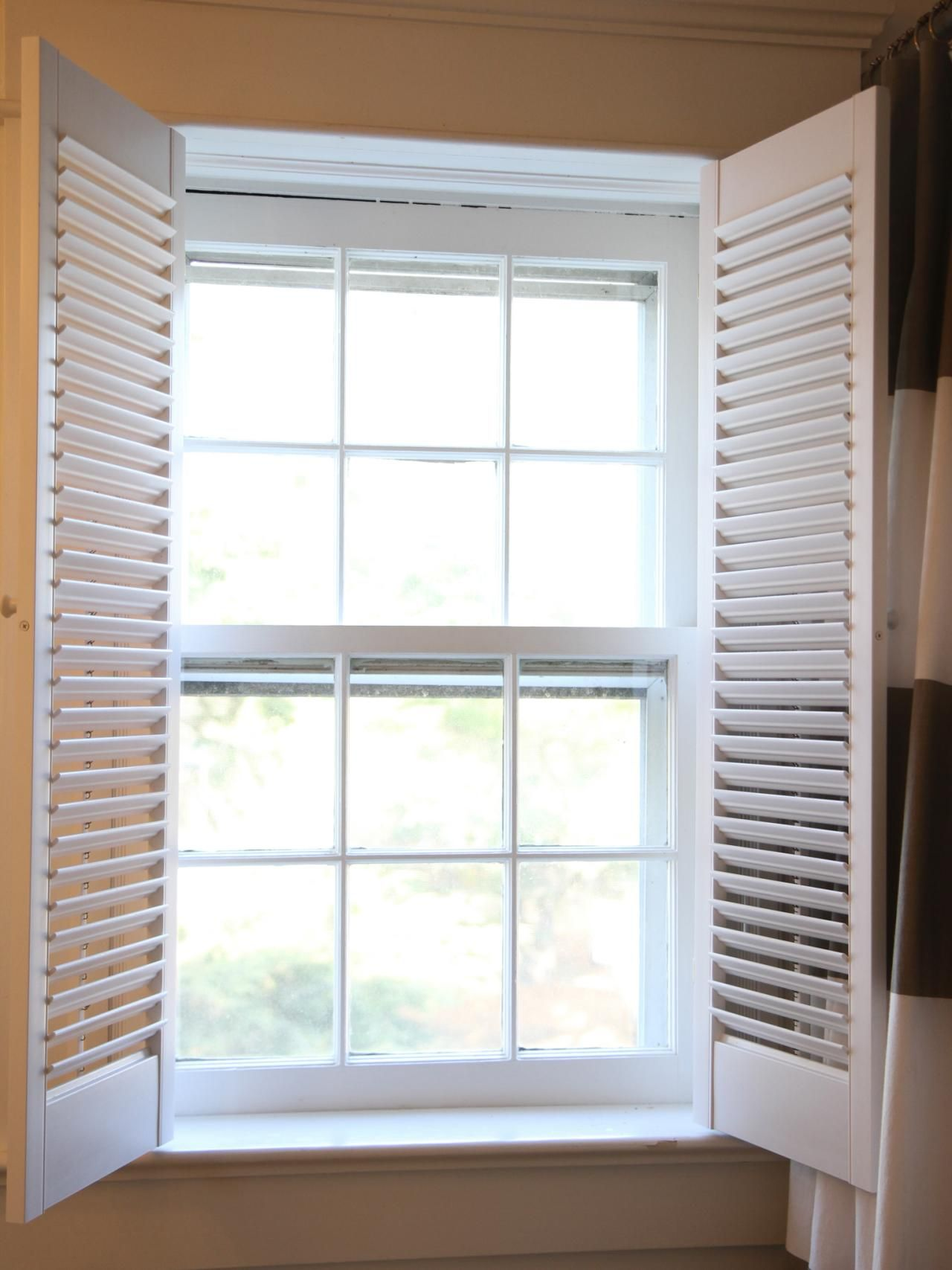 How To Install Interior Plantation Shutters In 2019