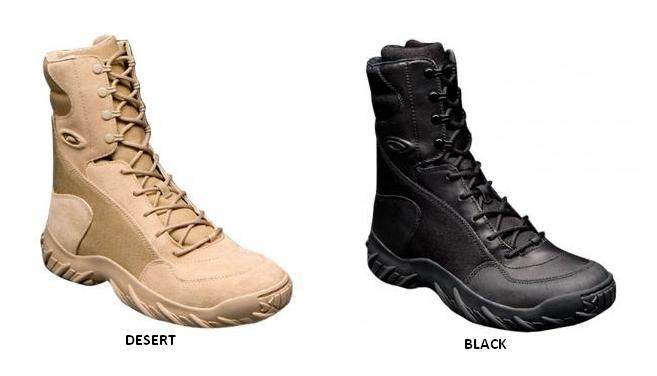 oakley military boots