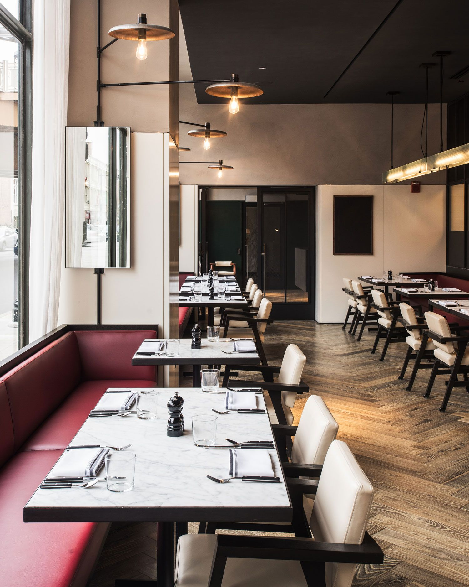 Eclectic Restaurant Decorating: Grupo Habita Launches Two Sister Hotels In Chicago