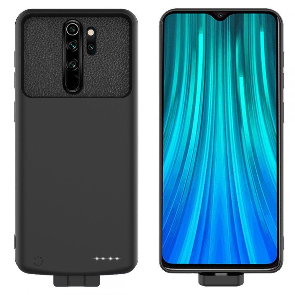 Battery Case For Xiaomi Redmi Note 8 Pro In 2020 Battery Cases Xiaomi Custom Case