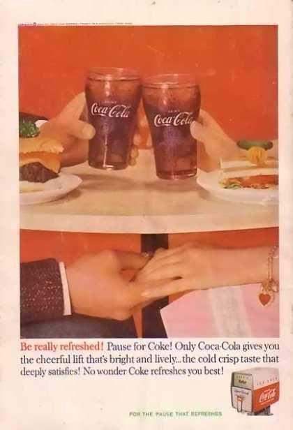 Coke Holding Hands (1960)