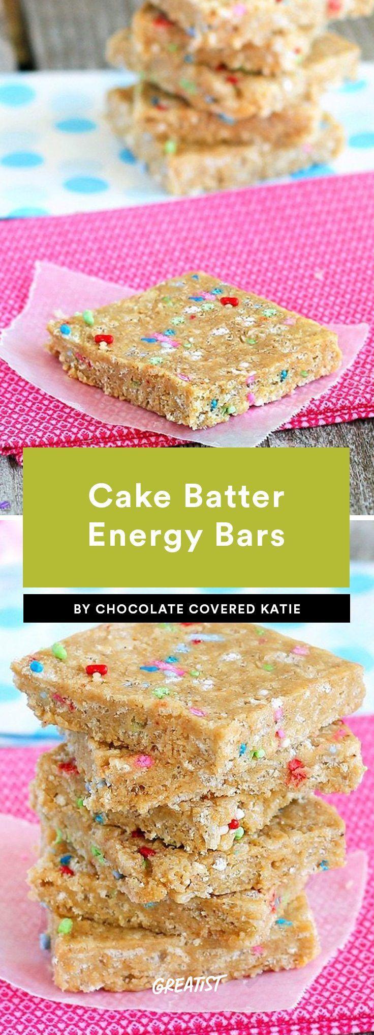 cake batter flavored protein powder