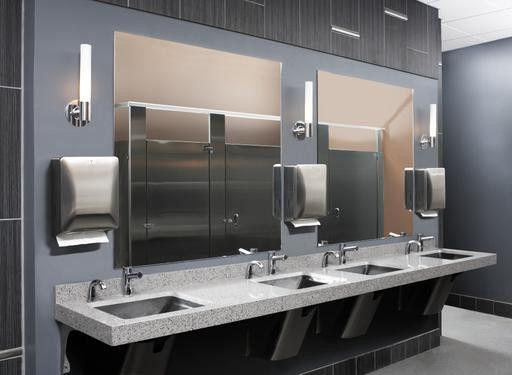 Bradley Corporation Restroom Design Bathroom Cubicle Design