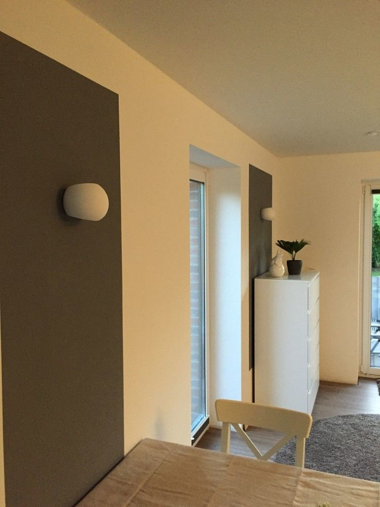 Wohnzimmer Leuchten Wand Innen