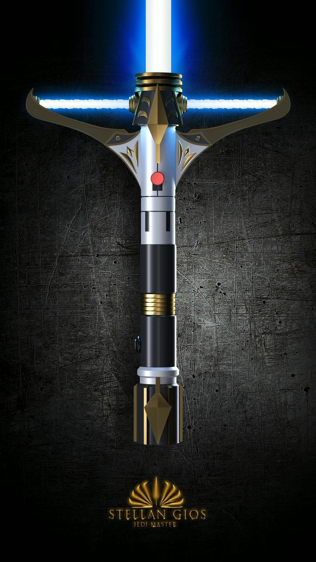 Stellan Gios's Lightsaber (The High Republic)