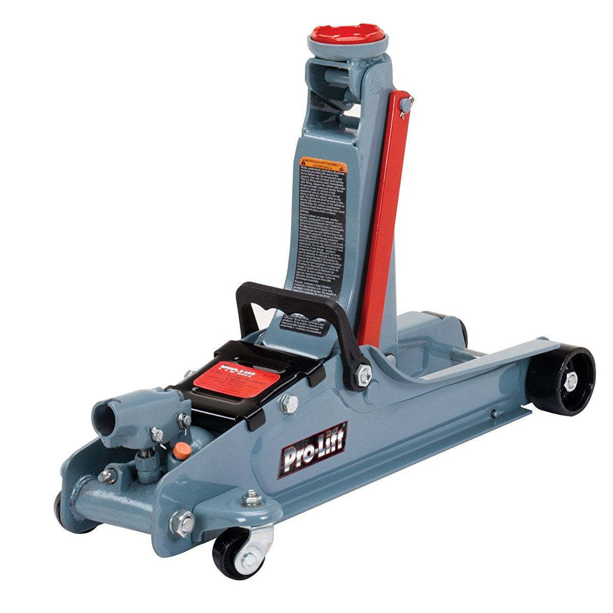 ProLift F767 Grey Low Profile Floor Jack 2 Ton