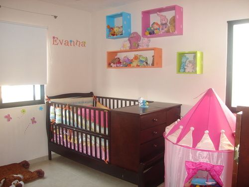 Cuarto bebe ni a decoracion buscar con google cuarto for Decoracion bebe nina