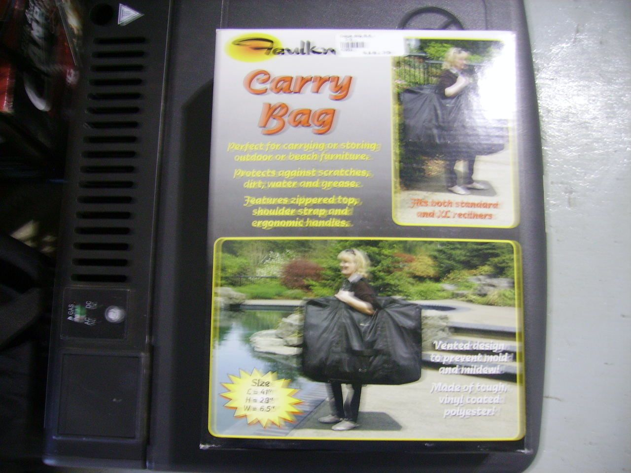 RV Carry Bag For All Your Stuff! Used campers, Carry on