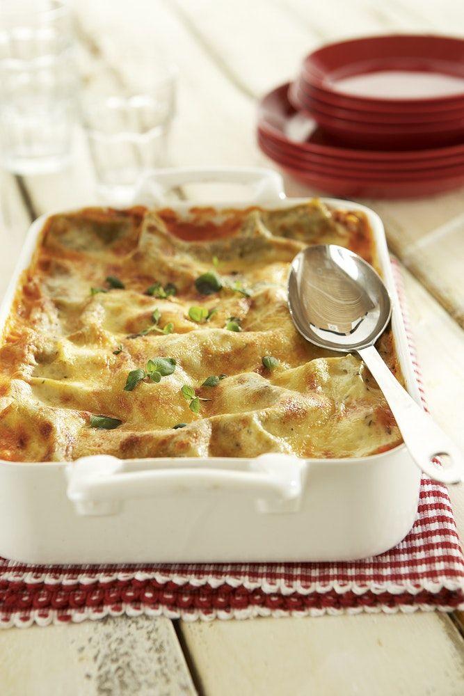 Lasagne Kasvis