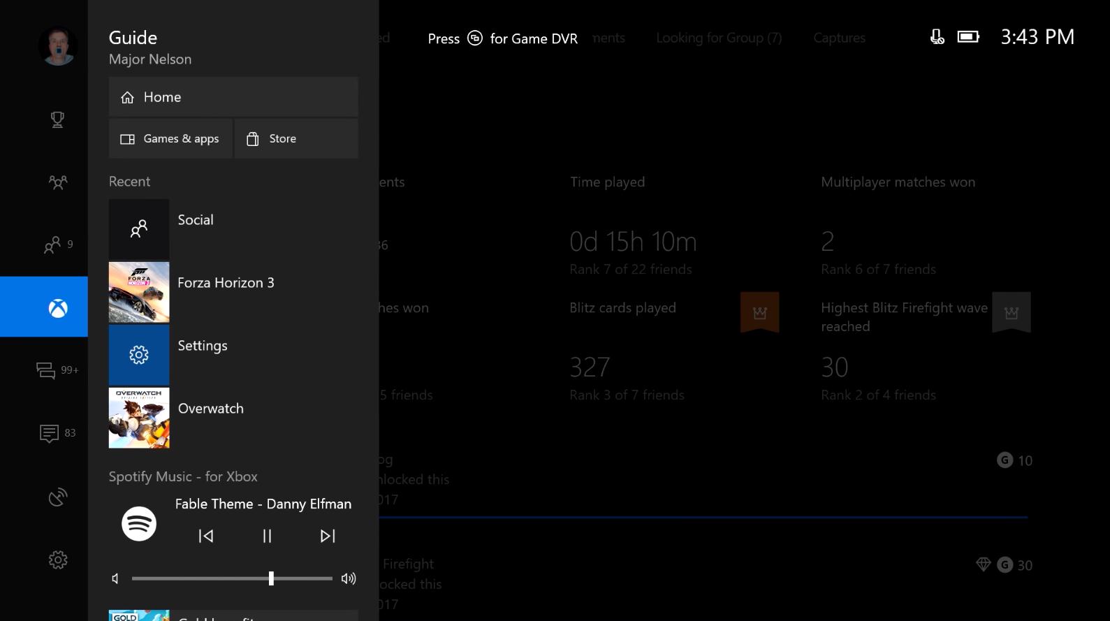 TECH NEWS Microsoft reveals Spotify for Xbox One app