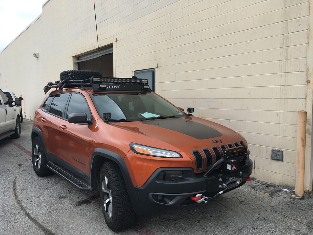 Pin By Rich Allcorn On Jeep Cherokee Trailhawk Accessories