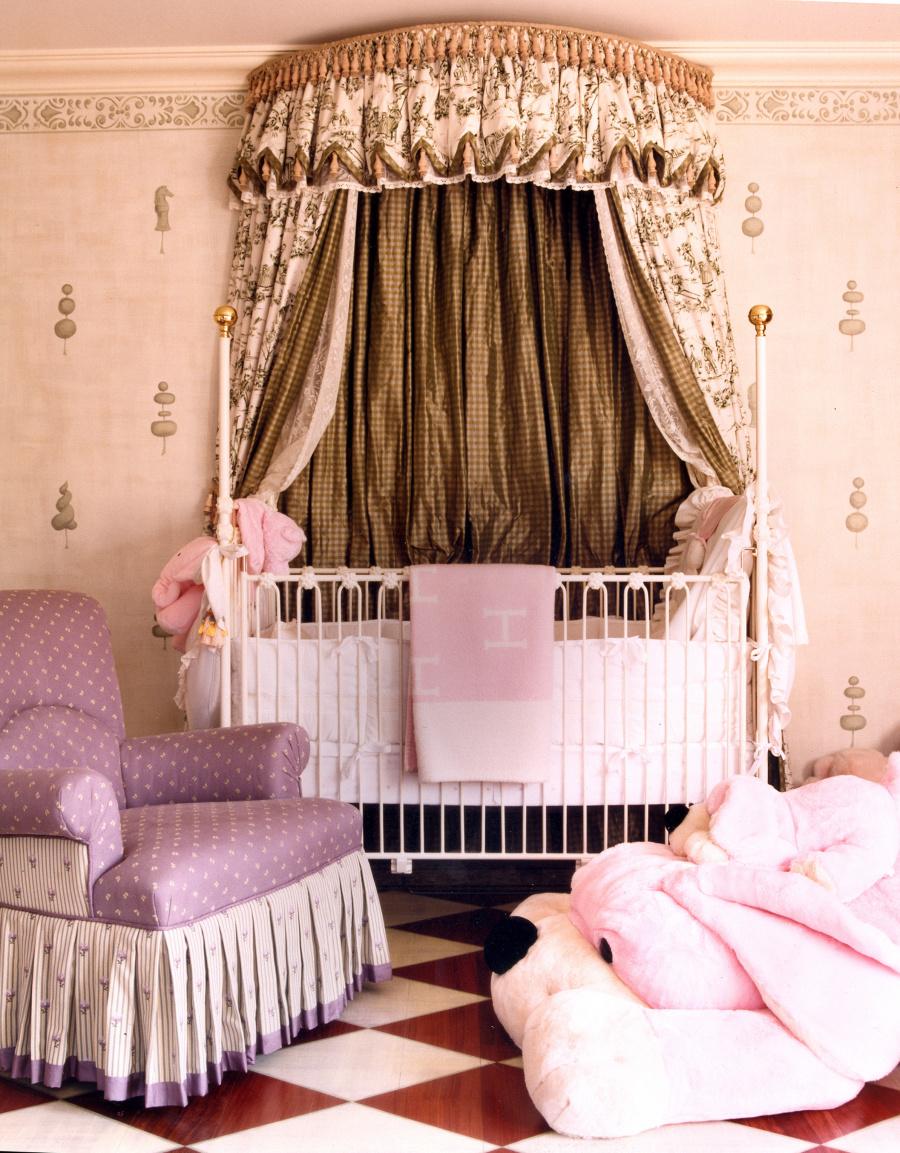 25 Cute Baby Nursery Ideas That Are Sweet yet Elegant images