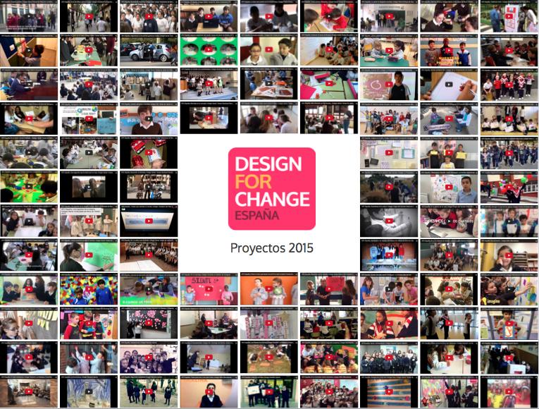 DESIGN FOR CHANGE ESPAÑA Los niños sólo necesitan una oportunidad para cambiar el mundo.