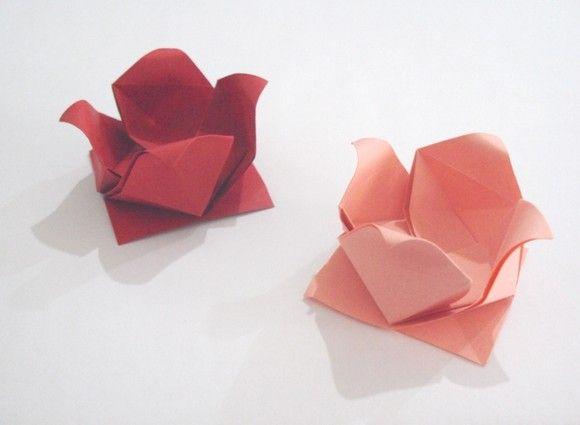 {Festa} Forminhas para Doces  - origami