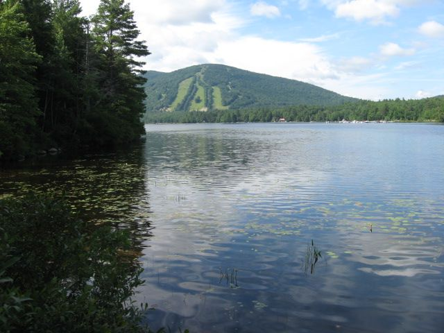 On Moose Pond in Bridgton, Maine. | Travel locations, Best family  vacations, Scenery