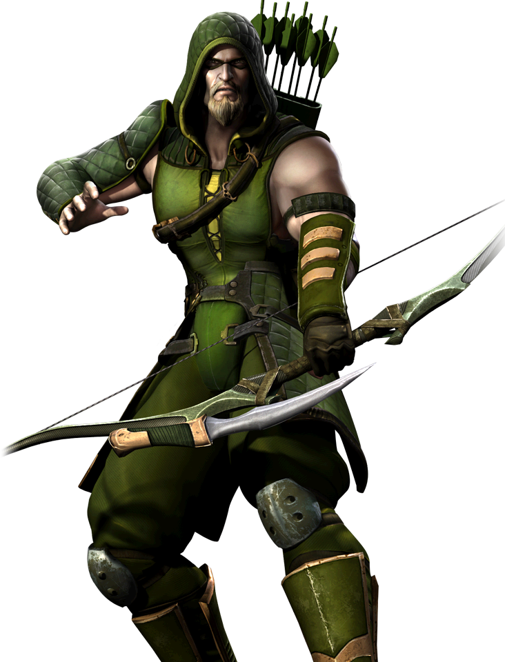 Characters Injustice Green Arrow Dc Injustice Injustice