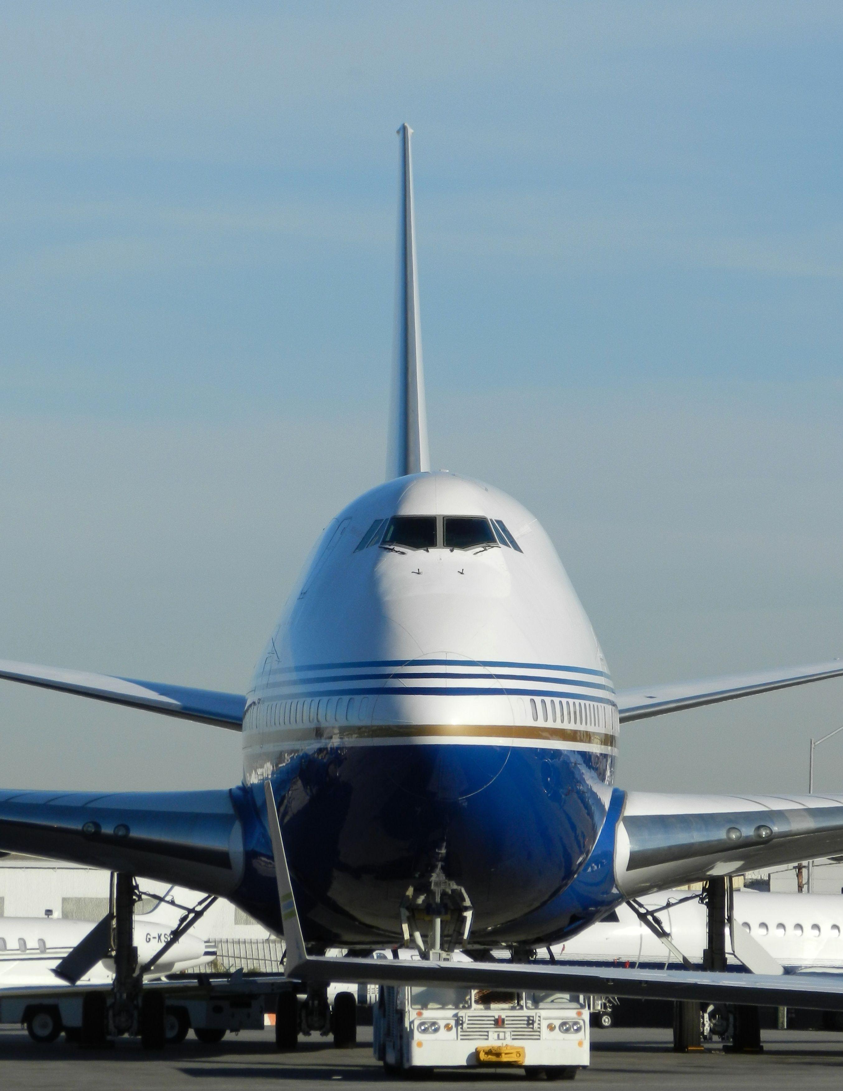 747 SP