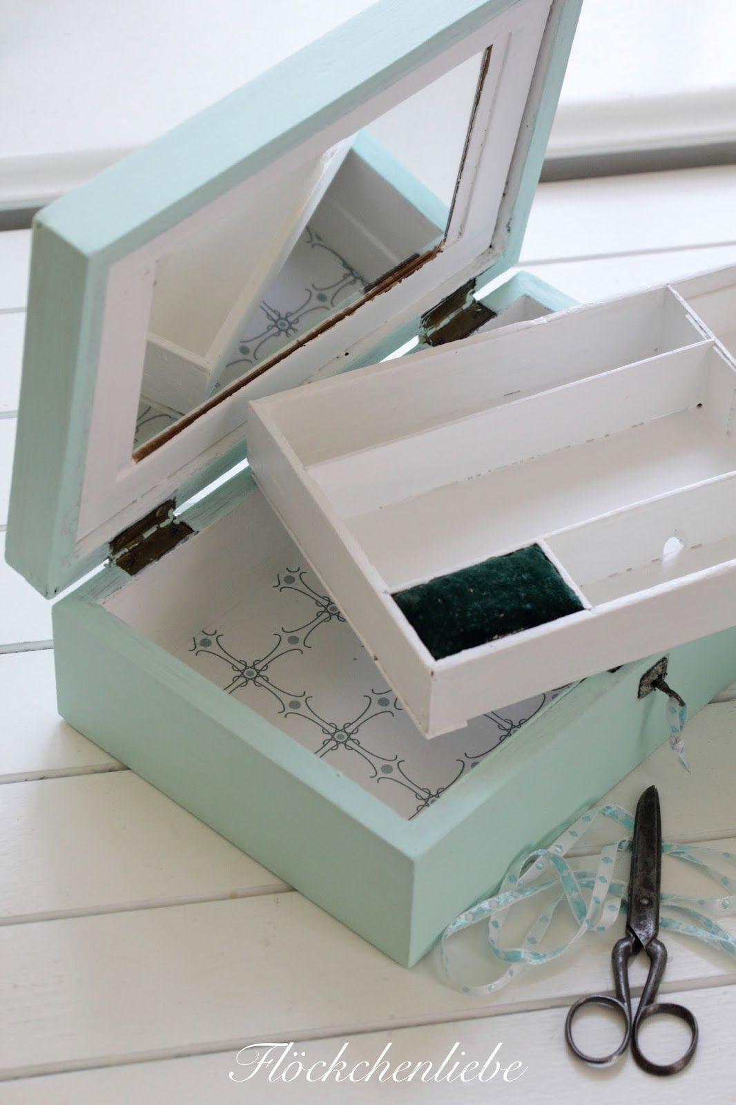vorher nachher mit kreidefarbe kreidefarbe selbst herstellen alte kisten vom flohmarkt. Black Bedroom Furniture Sets. Home Design Ideas