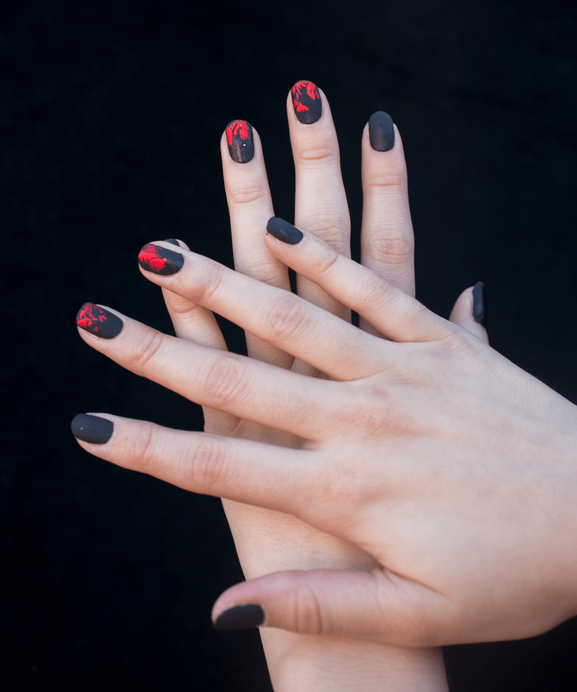 7 Spooky Nail Designs For Your Best Witching Season Yet Refinery29 Paid Witch Nails Nail Design Inspiration Nails