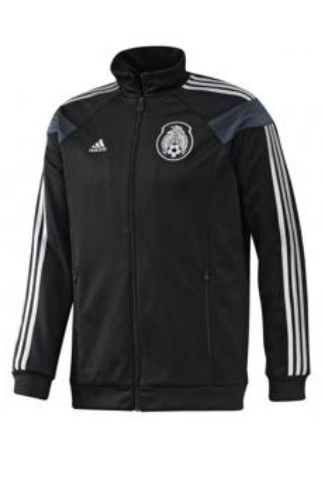 Chamarra de la Seleccion Mexicana de Futbol | Jacket tops