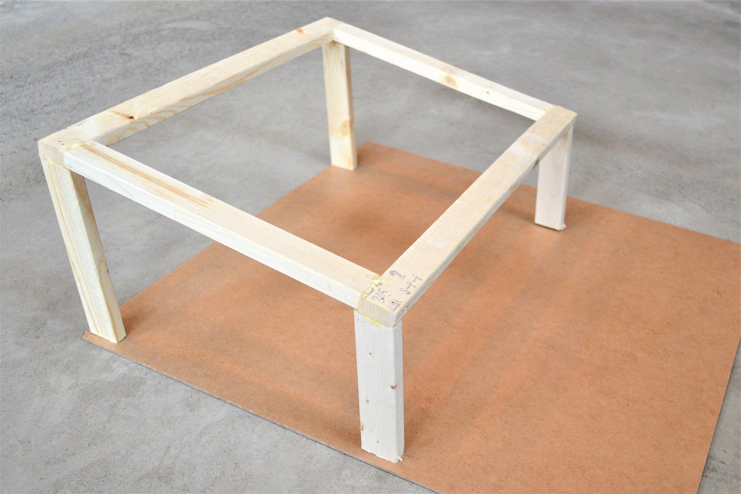 Diy Rug Hooking Frame For Your Lap