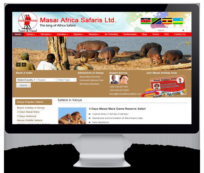 Affordable Web Design In Kenya Graphic Design Seo Affordable Web Design Web Design Africa Safari