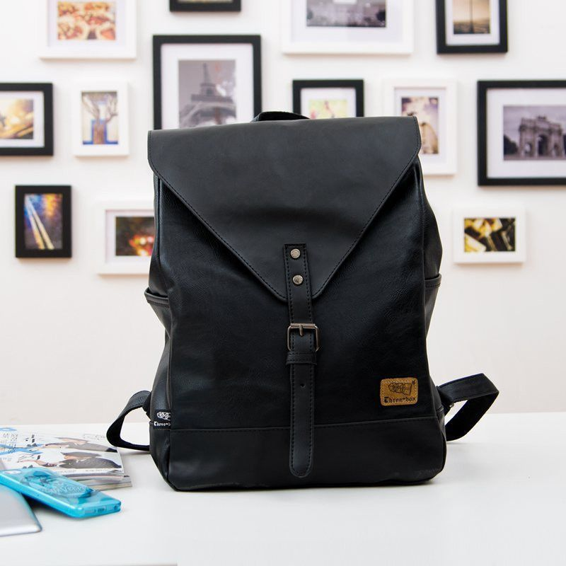 632030a5240 Women fashion backpack male travel backpack mochilas school mens leather  business bag large laptop shopping travel bag