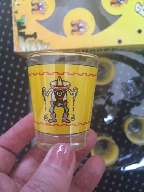 Six Shooter Tequila Roulette Drinking Party Game By